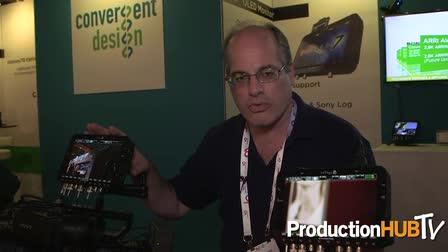 Convergent Design - IBC 2014