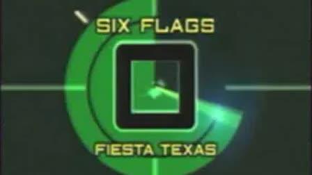 "Six Flags ""Poltergeist"""