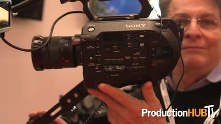 Sony FS7 - PhotoPlus Expo 2014