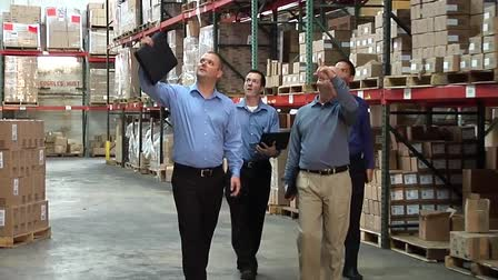 J.M. Field Marketing Fulfillment Warehouse Commercial