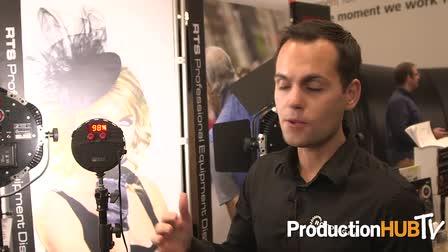Rotolight - PhotoPlus Expo 2014