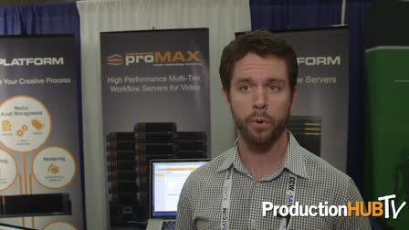 ProMAX Systems - CCW 2014