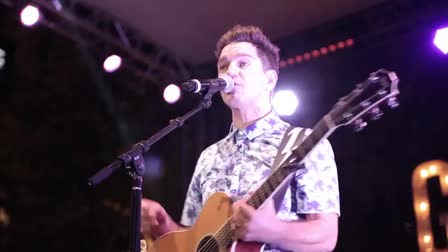 Andy Grammer Live Stream at The Grove