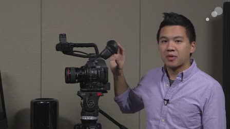 At the Bench: Canon C100 Mark II