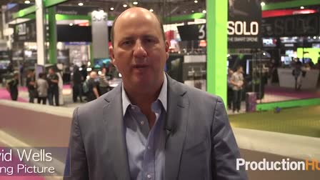 David Wells of Moving Picture - Freefly MIMIC - NAB 2015