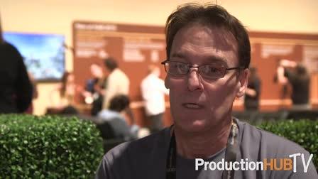 Daniel Myrick talks Blackmagic Design - NAB 2015