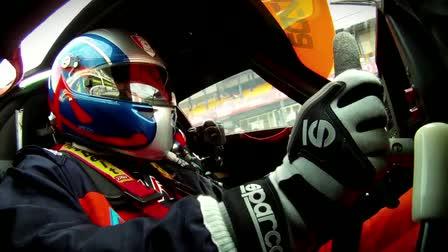 24 Hours of Le Mans - Mazda 787 B Back in Le Mans - 2011