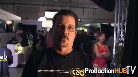 Kino Flo Lighting Systems - Cine Gear LA 2015