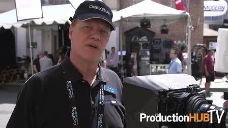 Schneider Optics - Cine Gear LA 2015