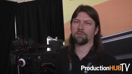AJA Video Systems - Cine Gear LA 2015