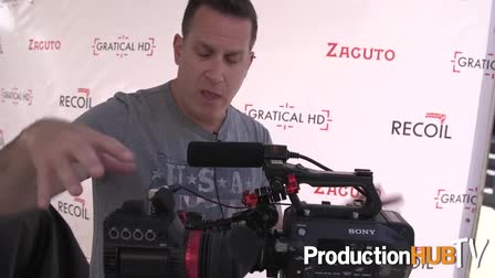 Zacuto USA - Cine Gear LA 2015