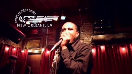 Defense Media Activity  - New Orleans Jazz - American Home Front Series