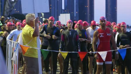 Event - Lifetime Triathlon