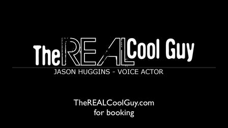 Commercial Voice Over Demo - Jason Huggins