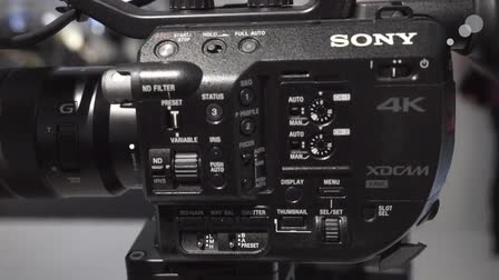 IBC 2015: Sony PXW-FS5