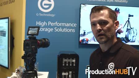G-Technology - IBC 2015