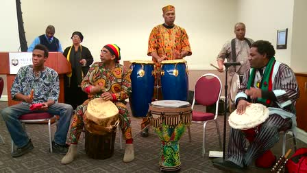 """Program Highlights from """"The African American Experience: Nourishing the Soul through Music & Food"""""""