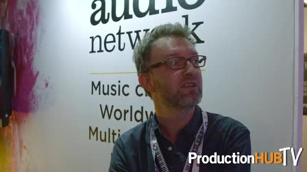 Audio Network - IBC 2015