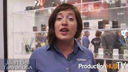 Learn More About Tamron 35mm & 45mm SP Series Lenses at PhotoPlus 2015