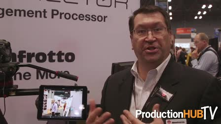 Manfrotto Talks Digital Director at PhotoPlus 2015