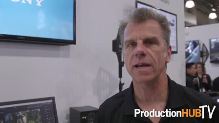 Sony Creative Software Catalyst Production Suite at the 2015 NAB Show NY