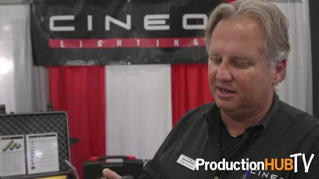 Cineo Lighting at the 2015 NAB Show New York