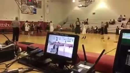Floor Manager at SUNY Plattsburgh State Television Station (PSTV) for Live Sports
