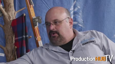 Steve Manios at the 2015 Band Pro Open House