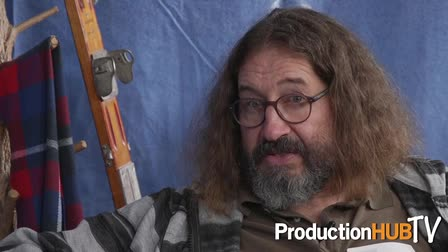 Cinematographer Dan Kneece at the 2015 Band Pro Open House
