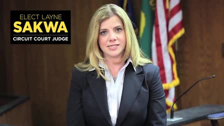 Layne Sakwa for Judge