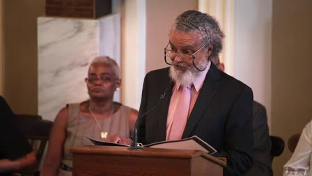 Highlights from the 2015 Boston Middle Passage Remembrance Ceremony