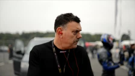 My Life In Motion 'Andy Robinson: Drag Racer'