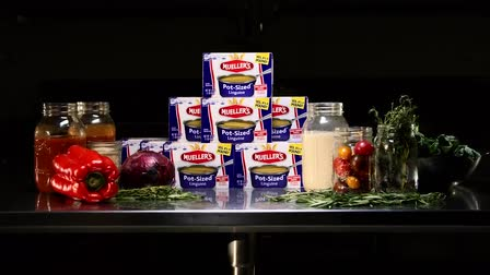 Mueller's Pasta Commercial