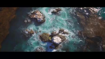 Aerial Cinematography Reel