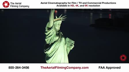 The Aerial Filming Company Demo Reel