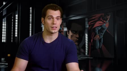 """Batman v Superman: Dawn of Justice: Henry Cavill """"Clark Kent"""" Behind the Scenes Movie Interview"""
