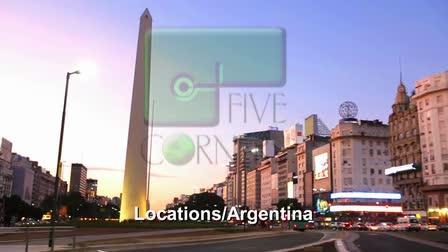 Locations Argentina