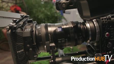 Carl Zeiss Cinema Lenses at NAB 2016