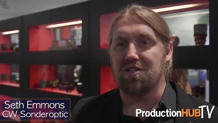 CW Sonderoptic & Leica Lenses at NAB 2016