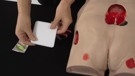 Cardinal Health Negative Pressure Wound Therapy Dressing Training Video