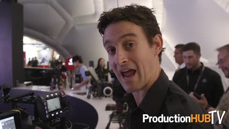 Atomos Shogun Flame & Inferno at NAB 2016