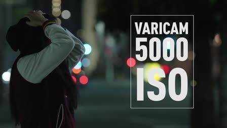 Panasonic VariCam LT at NAB 2016