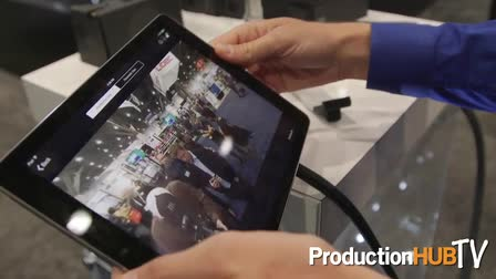Teradek Sphere Real-time 360º Monitoring and Live Streaming at NAB 2016