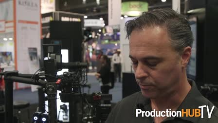 Redrock Micro Eclipse System at NAB 2016