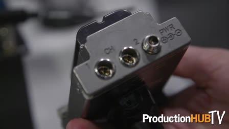 Lectrosonics SRc and SRc5P Dual-Channel Receivers