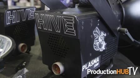 Hive Lighting Bee 1000 Plasma Flood Kit at NAB 2016