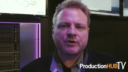 AVID Nexis Storage Platform at NAB 2016