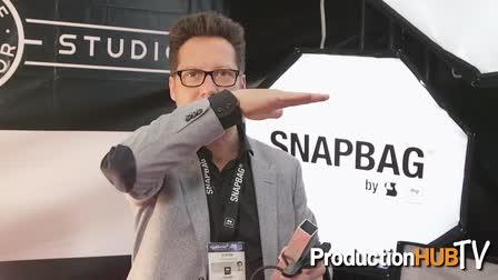 DoPchoice SnapBag & SnapGrid at NAB 2016