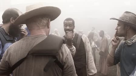 The Birth of a Nation Behind the Scenes