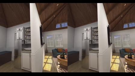 Virtual Reality 3D Video(Oculus Rift/Cardboard)